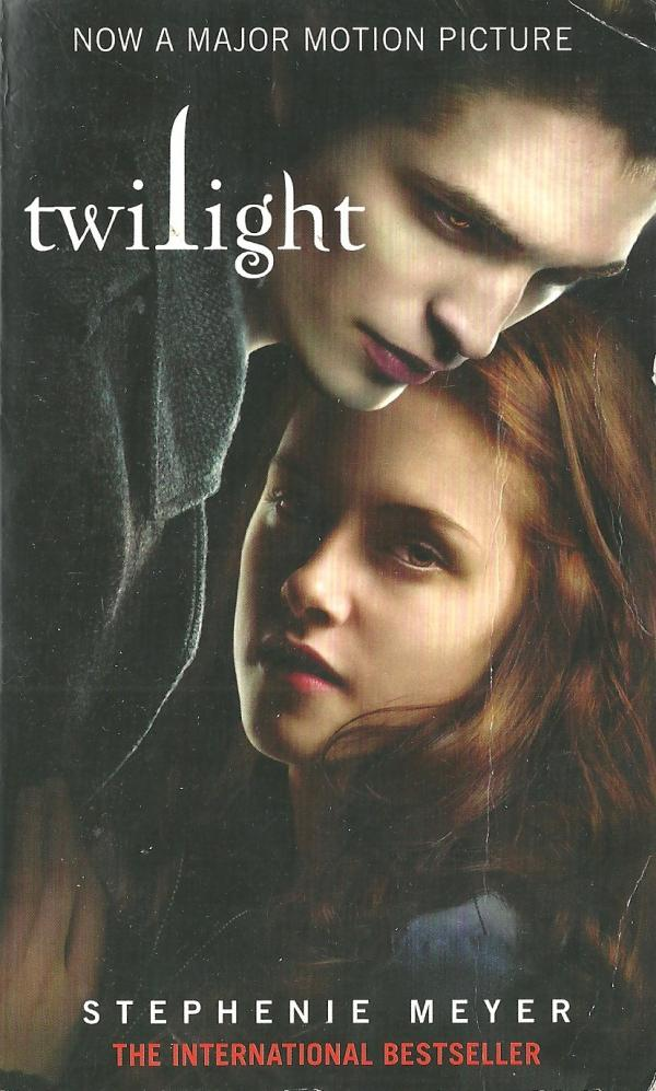 Twilight (Movie's Cover) - The Twilight Saga #1 - Stephenie Meyer