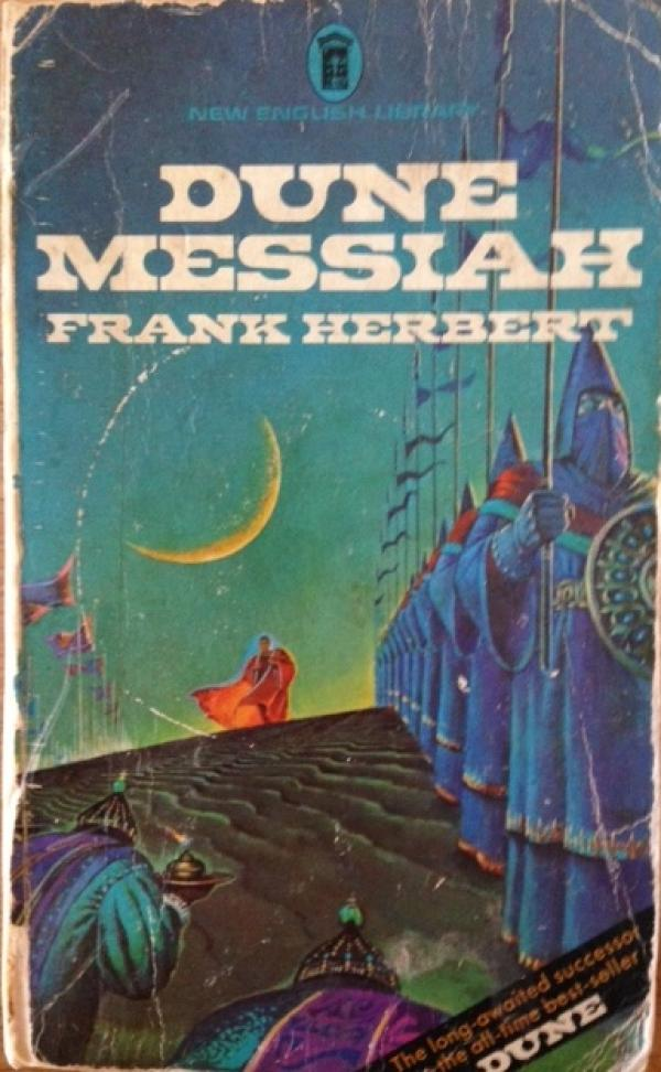 Dune messiah (New English Libarary) - Frank Herbert