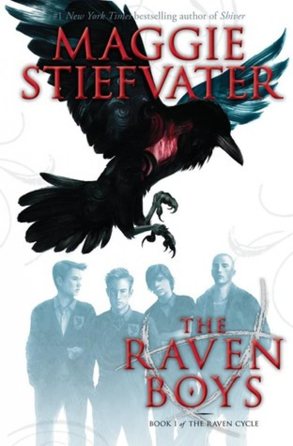 The Raven Boys - The Raven Cycle #1 - Maggie Stiefvater