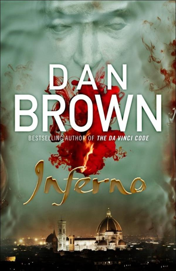 Inferno (British cover) - Dan Brown