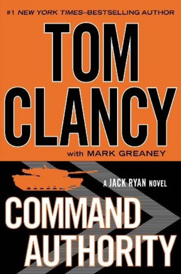 Command Authority - Jack Ryan #16 - Tom Clancy