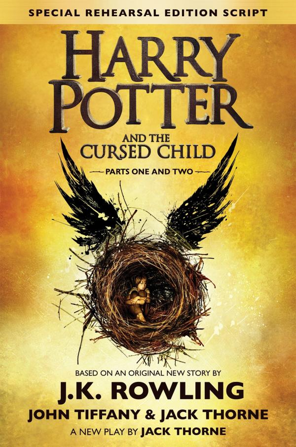 Harry Potter and the Cursed Child - Harry Potter #8 - J.K. Rowling