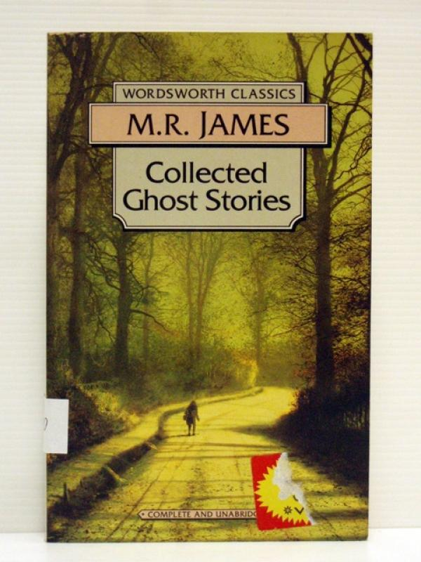 Collected ghost stories - M.R. James