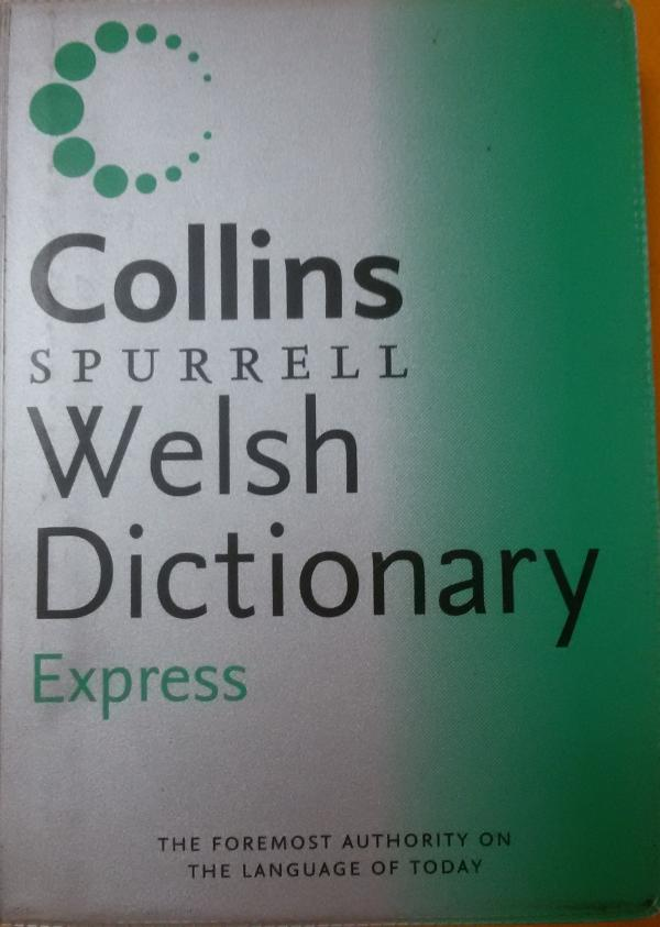 Welsh Dictionary / Collins Spurrell