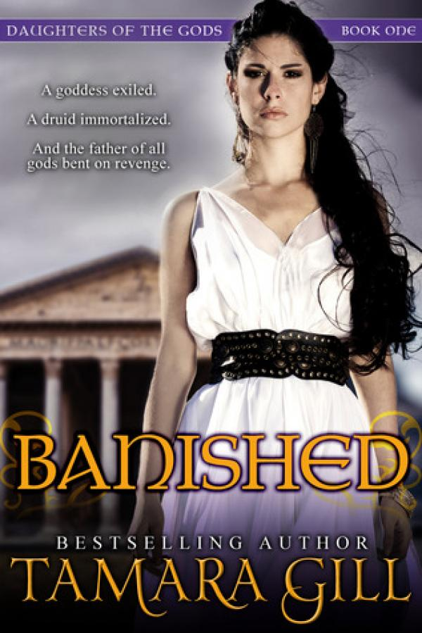 Banished - Daughters of the gods #1 - Tamara Gill
