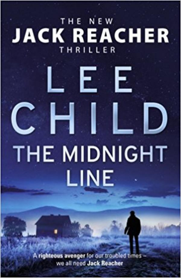 The midnight line - Jack Reacher #22 - Lee Child