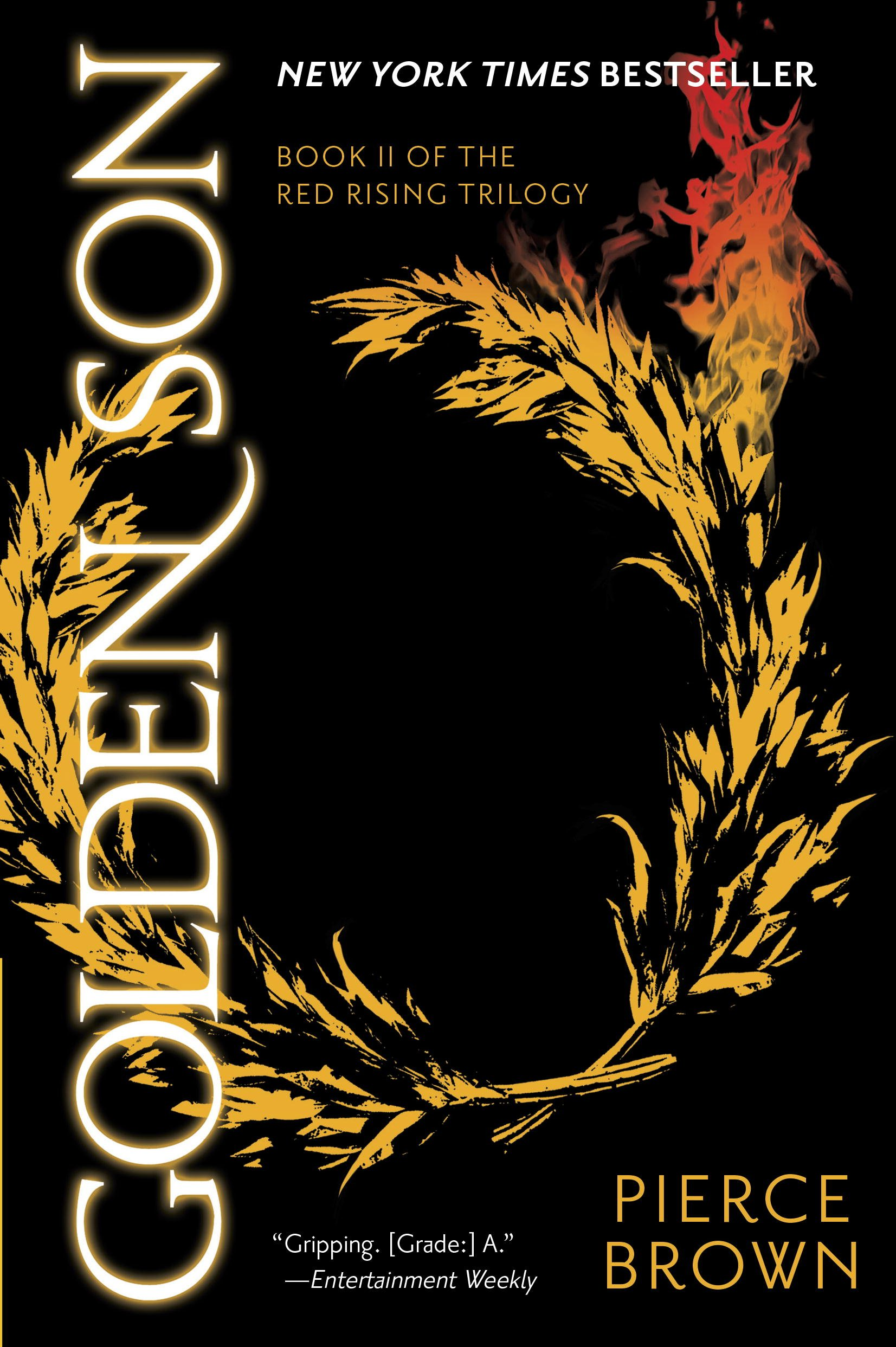 Golden Son - The Red Rising Trilogy #2 - Pierce Brown