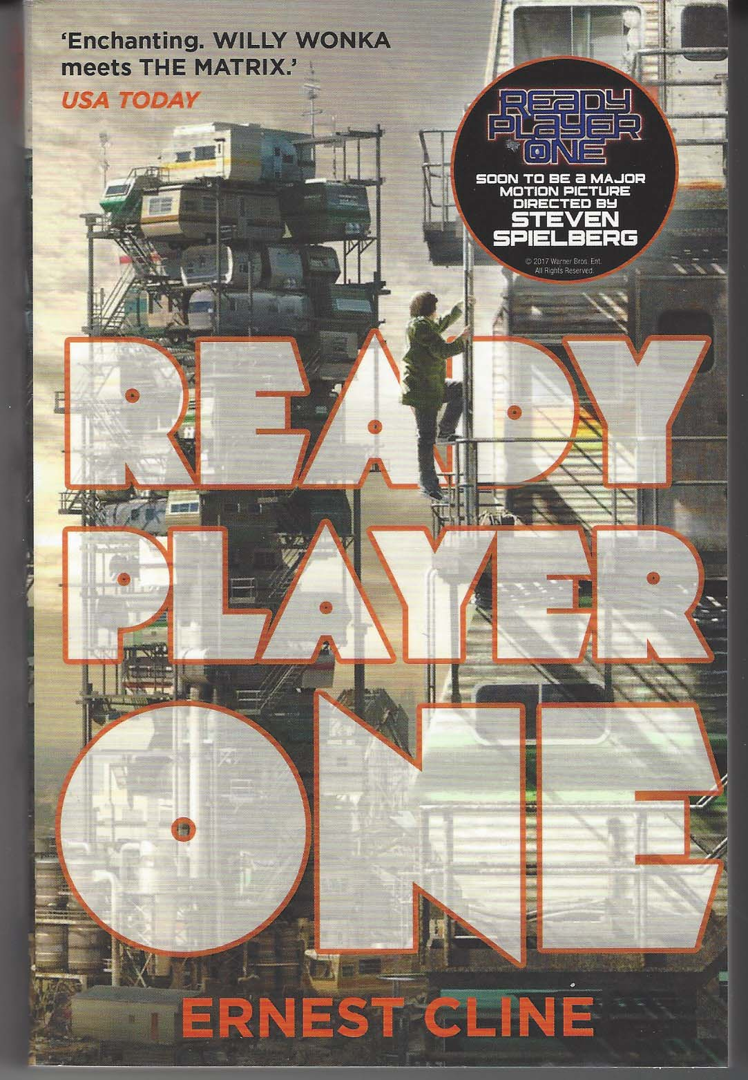 Ready Pla<x>yer One - Ernest Cline