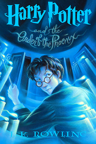 Harry Potter And The Order Of The Phoenix - Paperback  - Harry Potter #5 - J. K. Rowling