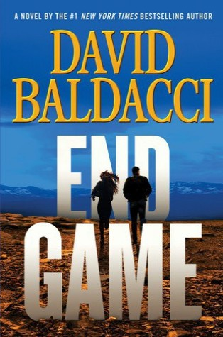 End Game - Will Robie  #5 - David Baldacci