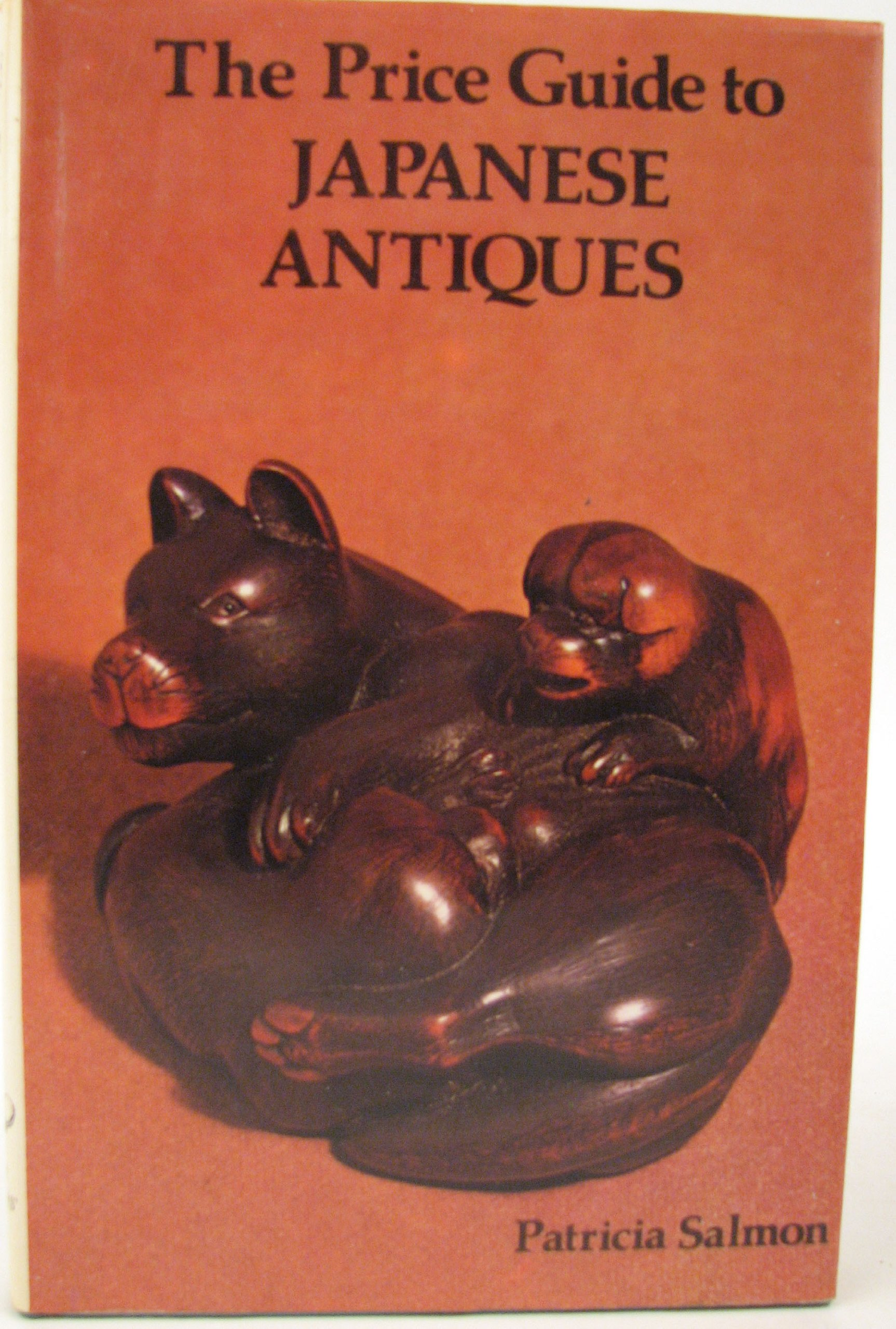 Price Guide to Japanese Antiques - Patricia Salmon