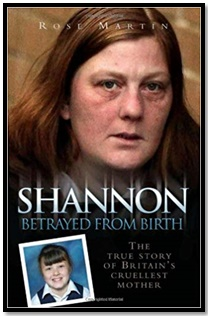 Shannon: Betrayed from Birth - Rose Martin