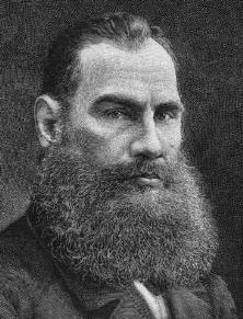 הסופר ל.נ. טולסטוי