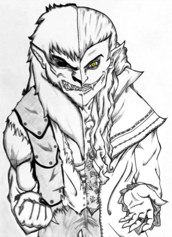 Werewolf•Vampire