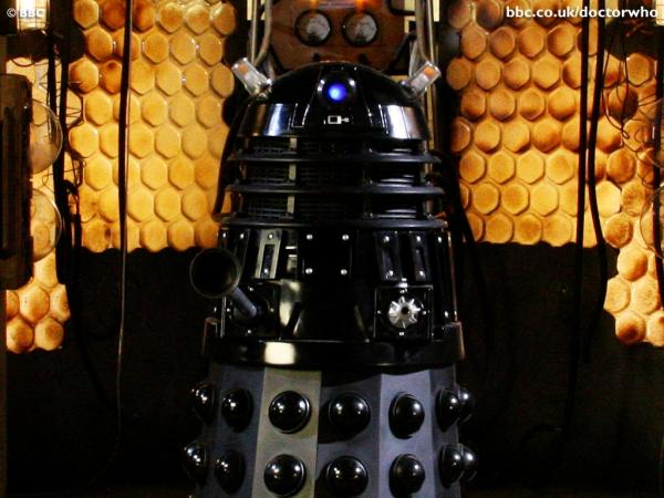 king of the daleks