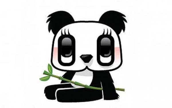 panda girl ♥