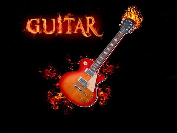 הגיטריסטית