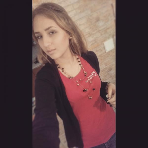 ג׳ניה בת 19 מאשקלון