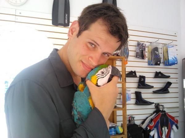 Michael R בן 31 מTel Aviv
