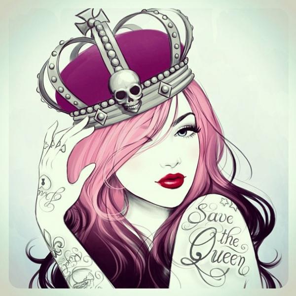 queen of fantasy בת 16 מחיפה