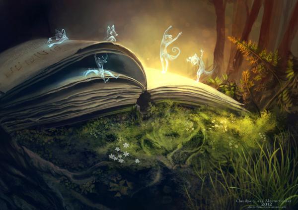 תולעת ספרים חולמנית