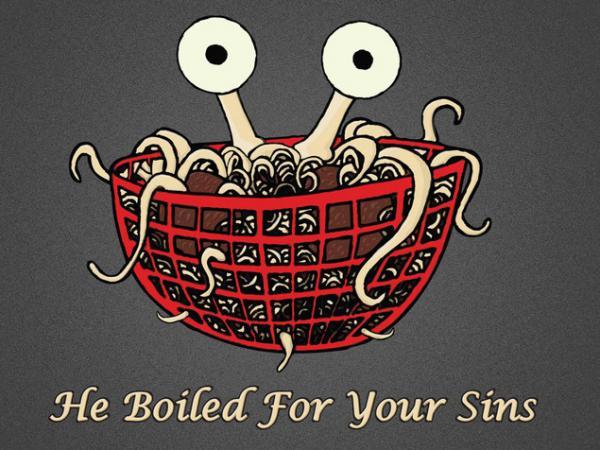 מפלצת הספגטי המעופפת