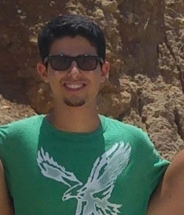 עומר מייסטר בן 20 מרמת גן