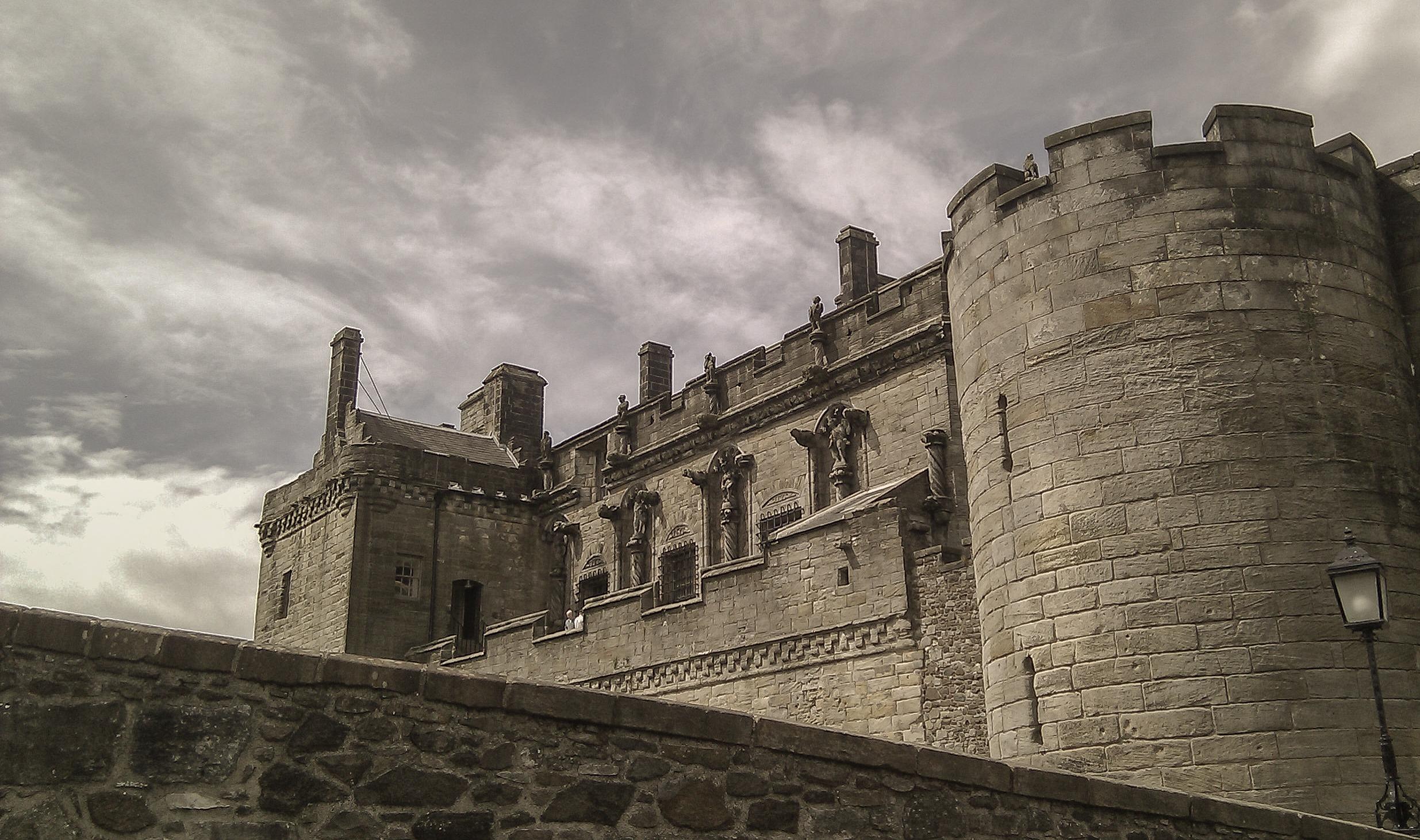 הקורא במצודה הרמה