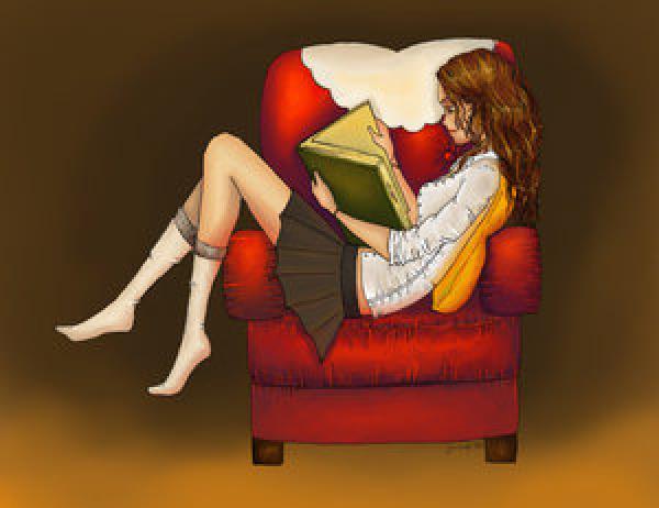 אוהבת הסיפורים