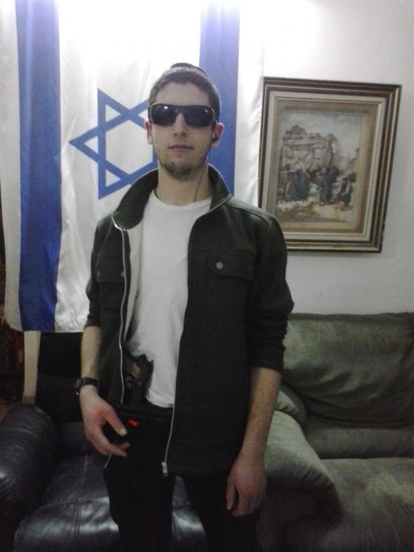 רון.א בן 22 ממודיעין