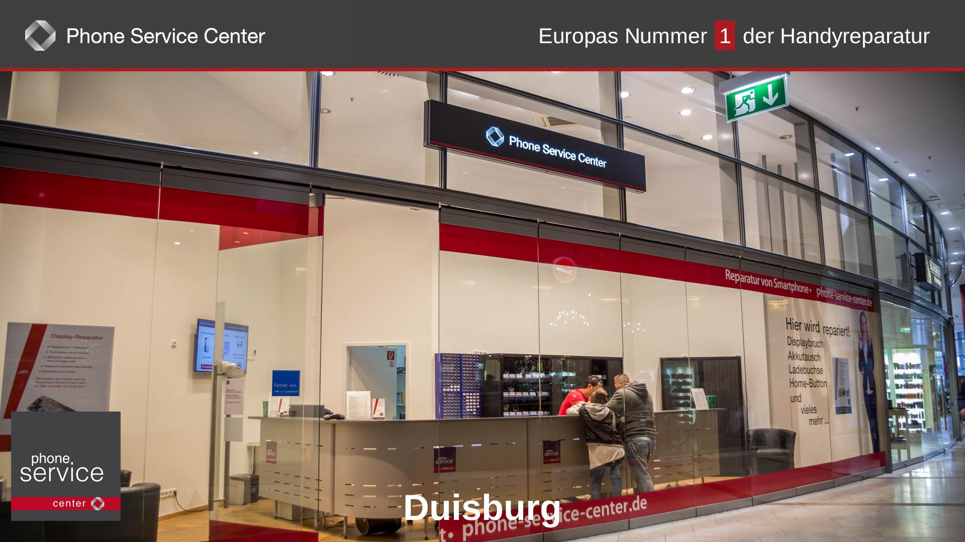 Phone Service Center - Duisburg, Sonnenwall in Duisburg