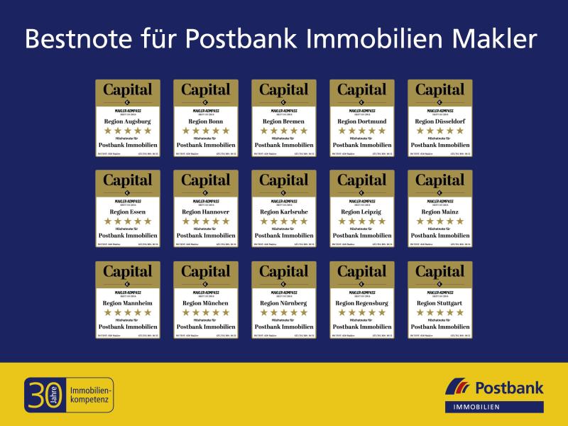 Postbank Immobilien GmbH Ulrich Triebke • Lemgo, Engelbert-Kämpfer ...