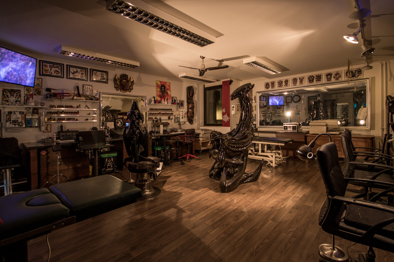 Silverskull Tattoo Studio • Freiburg im Breisgau, Leo-Wohleb ... - Tattoo Studio Freiburg