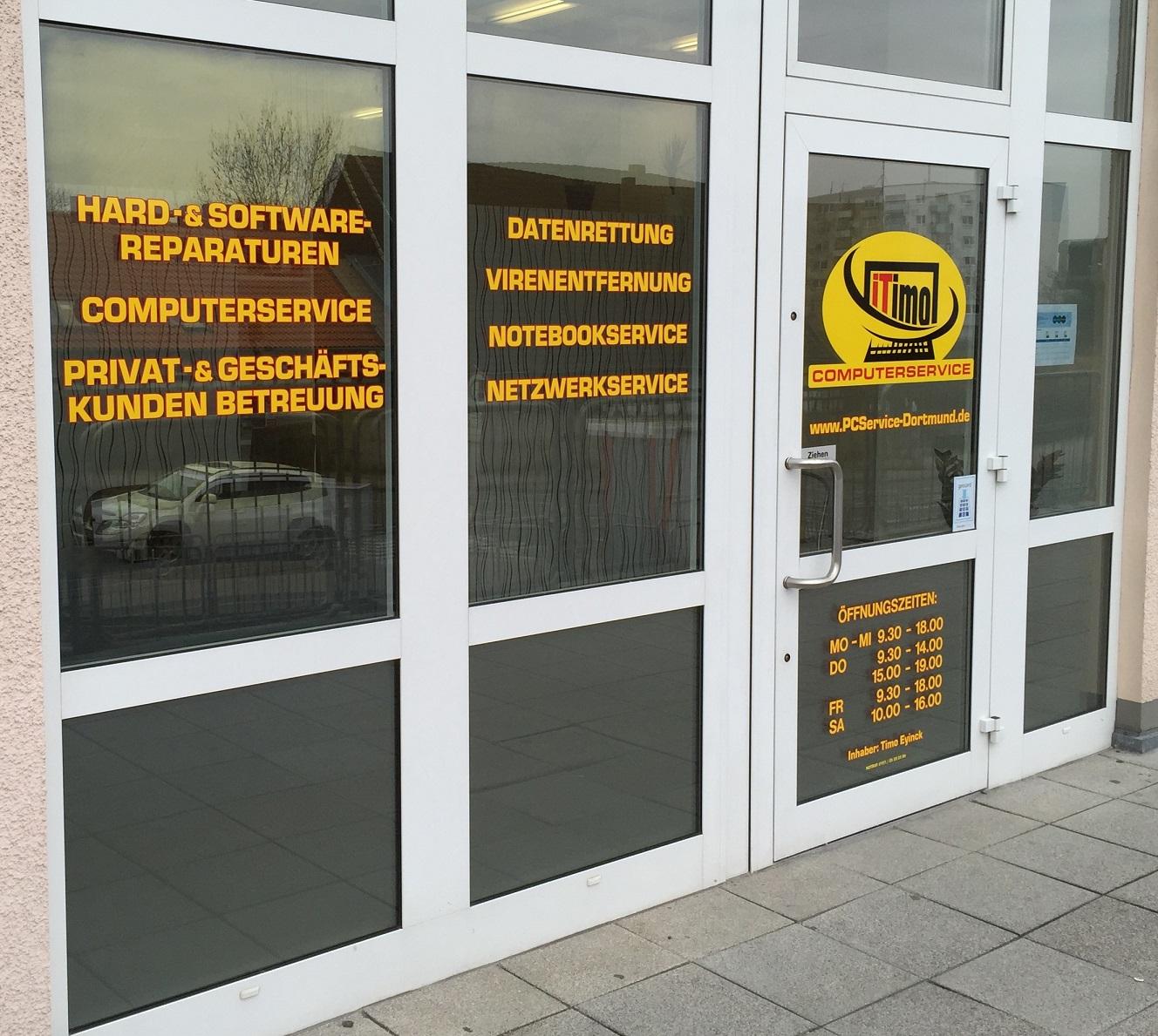 iTimo Computerservice Timo Eyinck, Aplerbecker Straße in Dortmund