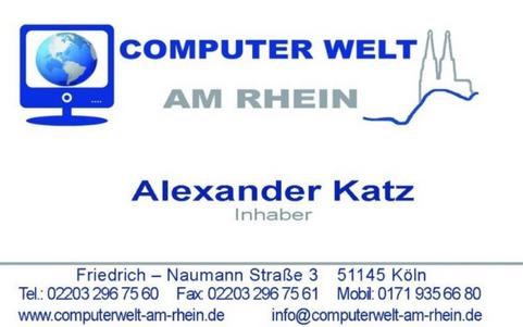 ComputerWelt am Rhein, Friedrich-Naumann Straße in Köln