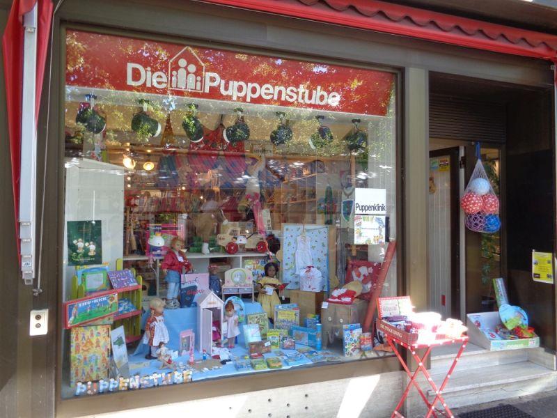 Puppenstube Friedberg, Kaiserstraße in Friedberg (Hessen)