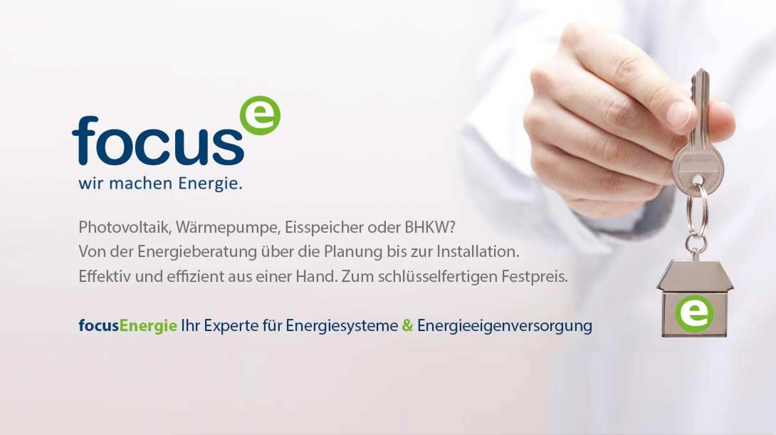 focusEnergie GmbH & Co. KG, Mozartstraße in Freiburg im Breisgau