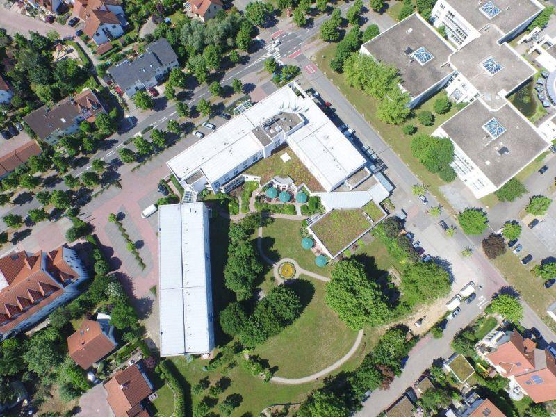 DROHNEN-LUFTBILDER360 Ludwigshafen | Eindrucksvolle Luftaufnahmen, Königsbacher Straße in Ludwigshafen