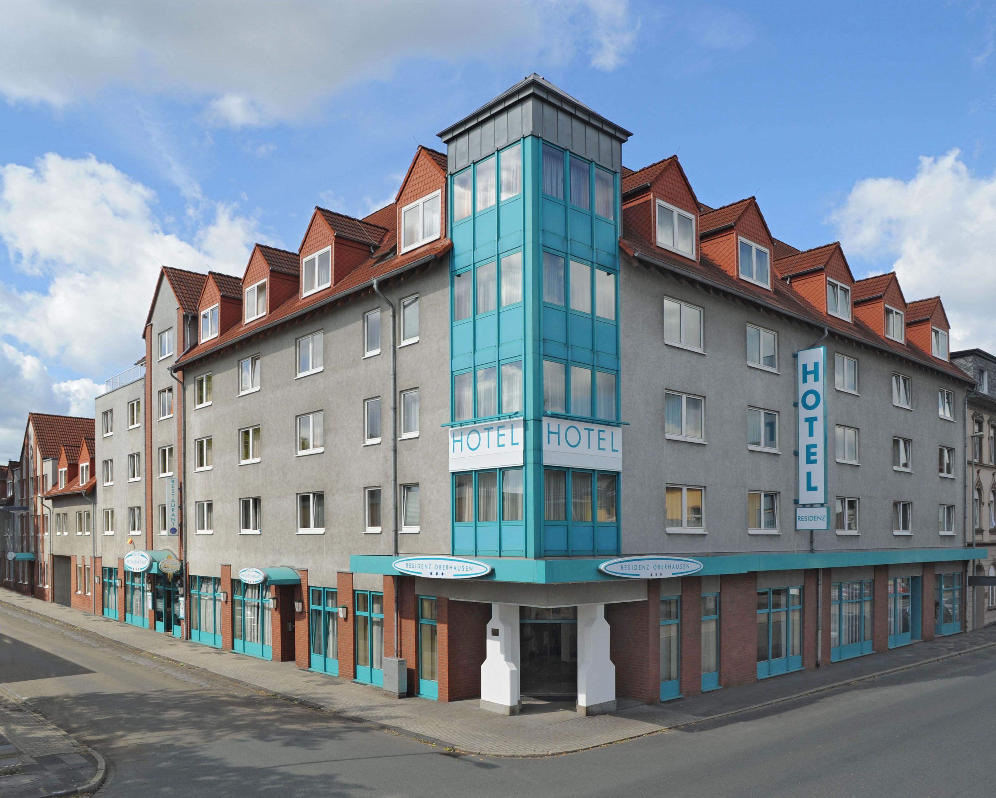 Hotel Residenz Oberhausen, Hermann-Albertz-Straße in Oberhausen