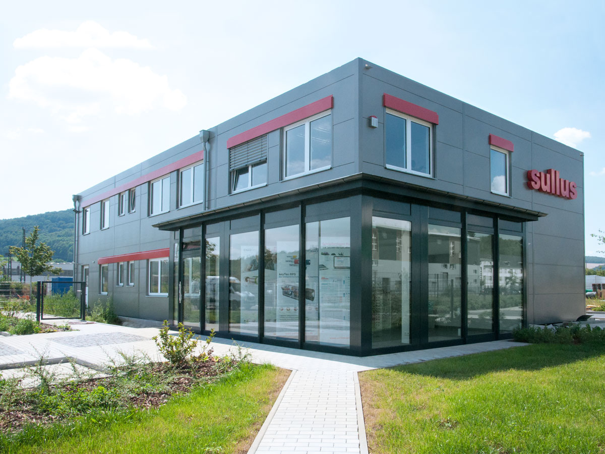 sullus GmbH & Co. KG, Döhlener Gewerbering in Freital