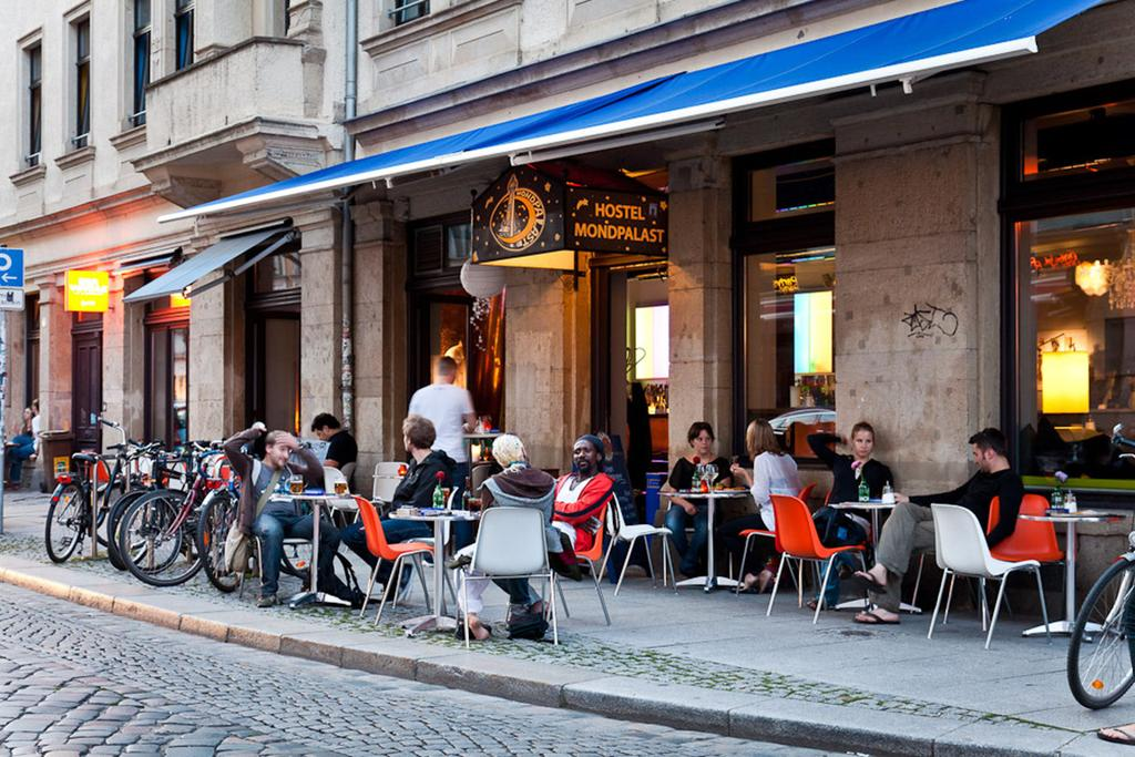 Hostel Mondpalast Dresden, Louisenstraße in Dresden