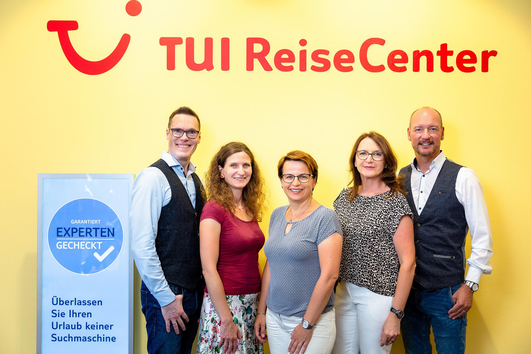 TUI ReiseCenter, Hüblerstr. in Dresden