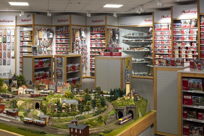Modellbahnhandel Deutschland, Weststraße in Freital