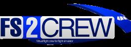 FS2Crew Logo
