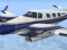 RealAir Duke P3D