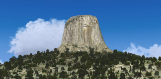 Orbx Devils Tower