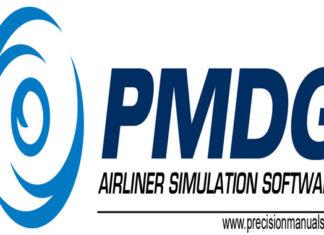 PMDG Logo