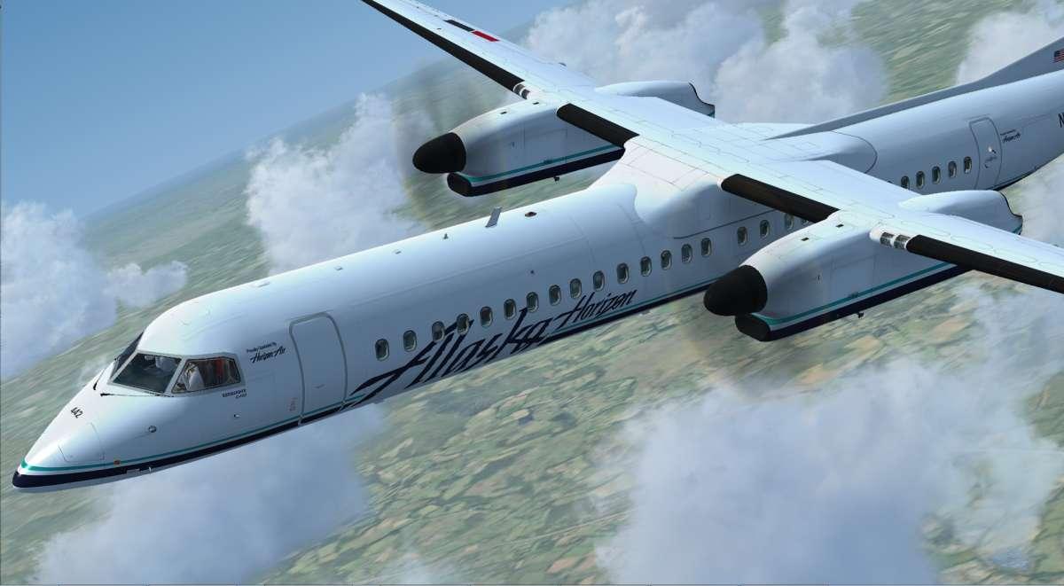 majestic software dash 8 - q400 - pilot edition (download)