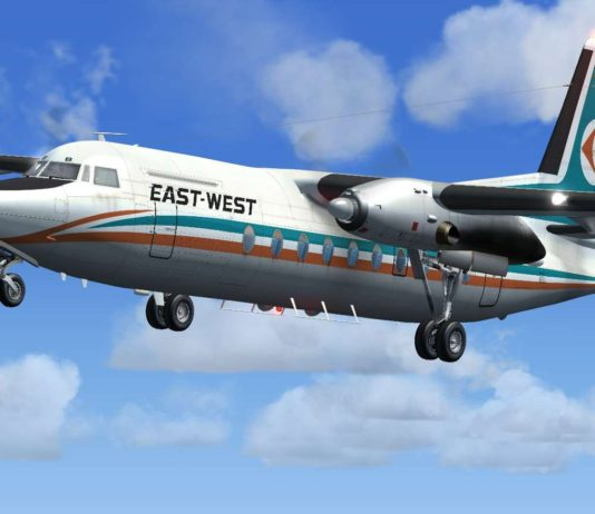 Just Flight Fokker F27