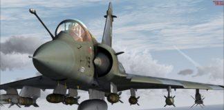 Metal2Mesh Mirage 2000C